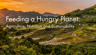 Feeding a hungry planet course card