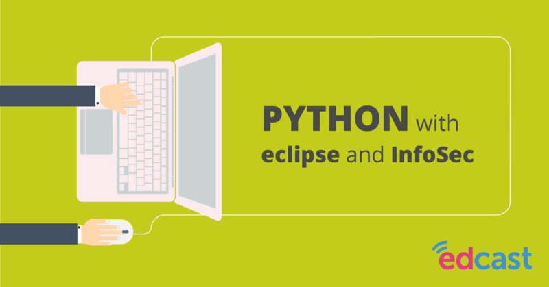 Fb ads python with eclipse and infosec final 01