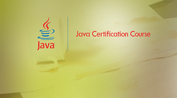 Java certification course 2