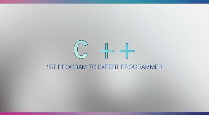 C    1st program to expert programmer 2