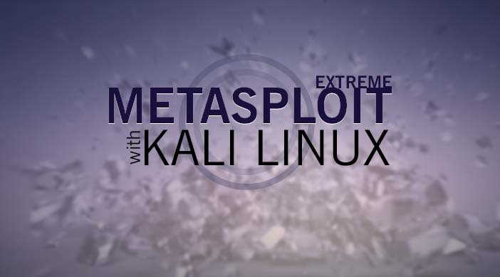 Metasploit extreme on kali linux %28lite version%29