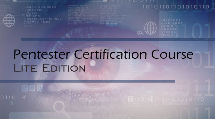 Pentester certification course lite edition