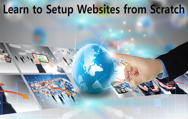 Setup websites