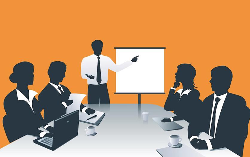 presentation skills  give a great team presentation