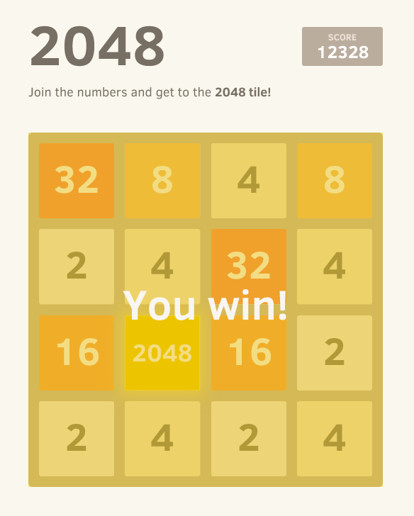 2048: Build your First Complete Game with C# and Unity