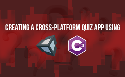 Creating a cross platform quiz app using unity and c