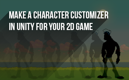 Make a character customizer