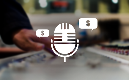 How to make money online by being a radio tv personality
