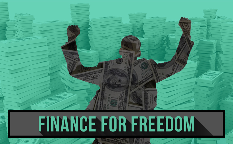 Finance for freedom