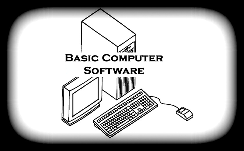 Basic computer software