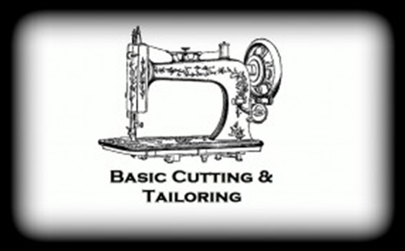 Basic cutting and tailoring